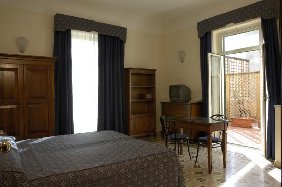 La Residenza Hotel: camera deluxe