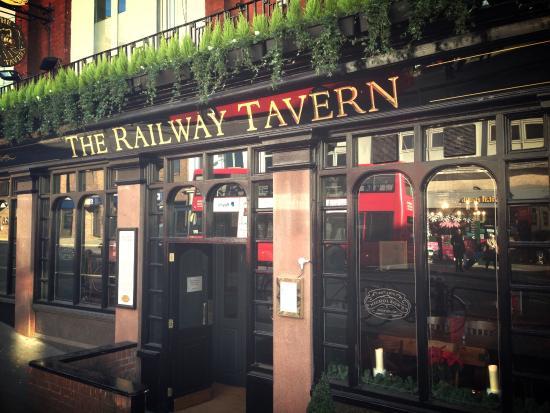 The Railway Tavern Richmond 28 29 The Qdrt Restaurant Reviews Phone Number Photos