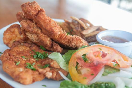 Asadura: Chicken Breast