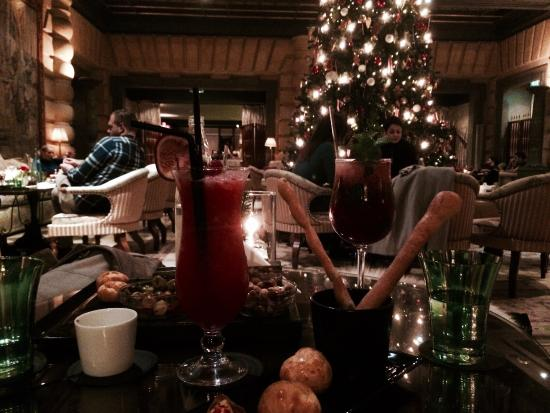 Hotel Metropole Monte-Carlo: Cocktail de Noel