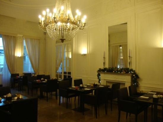 NH Firenze Anglo American: Hotel Restaurant