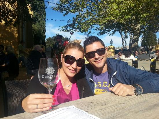 Demetria Estate Winery : Simply the best of the best. .