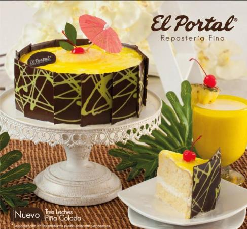 Photo of Restaurant El Portal Repostería Fina at Calle 10 # 40-30, Medellin, Antioquia, Medellin, Colombia