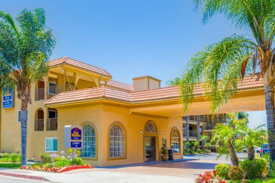 BEST WESTERN San Diego/Miramar Hotel: Welcome to Best Western Plus San Diego/Miramar.