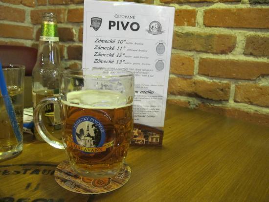 U vsech certu: listino delle birre