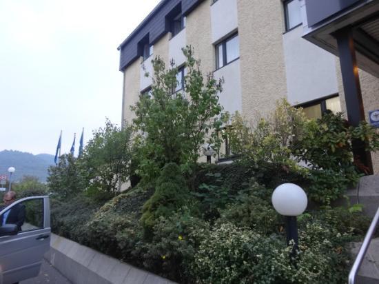 NH Hirschberg Heidelberg: Vista externa