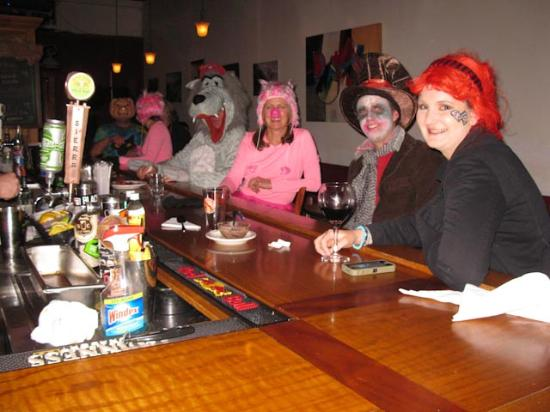 Jordan Street Cafe: Halloween at the Jordan Cafe