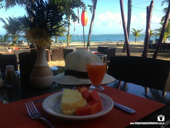 Hotel Villa Taina: Café da manhã