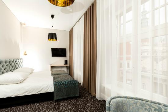 Sleep In Hostel & Apartments: Widok z apartamentu ratuszowego
