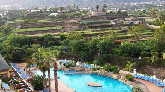 Picture of blue sea costa jardin spa puerto de la cruz for Costa jardin