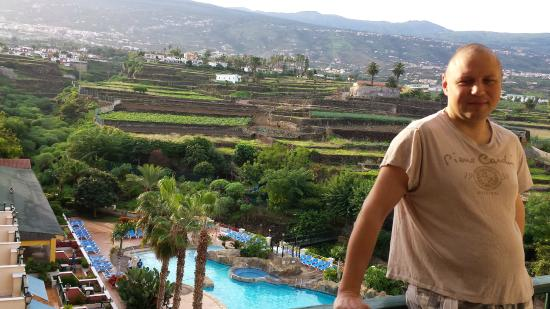 diverhotel Tenerife Spa & Garden: view