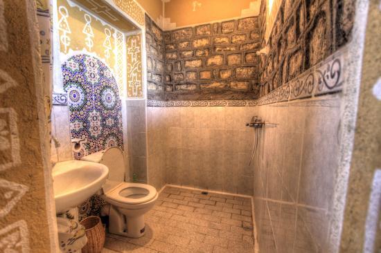 Kasbah Imini: salle de bain