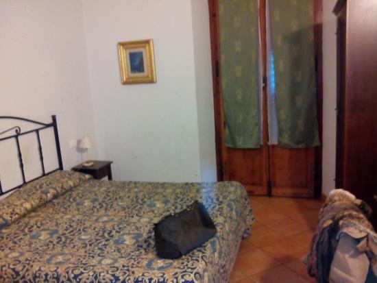 Hotel Medici: habitacion 206