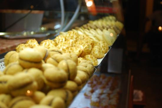 Bar Caffetteria Pasticceria Illice: Pasticcini