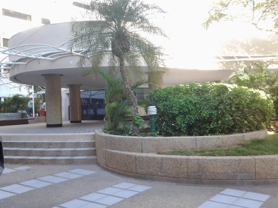 Marina Bay Hotel & Casino: areas comunes en remodelacion