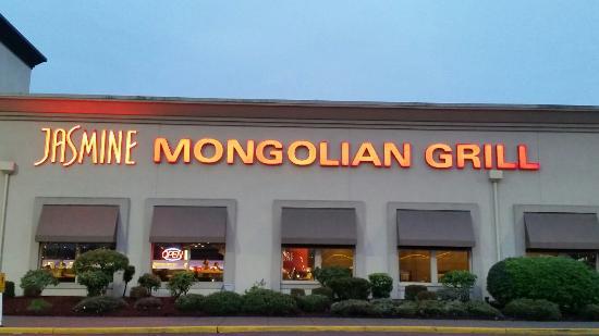 Jasmine Mongolian Grill
