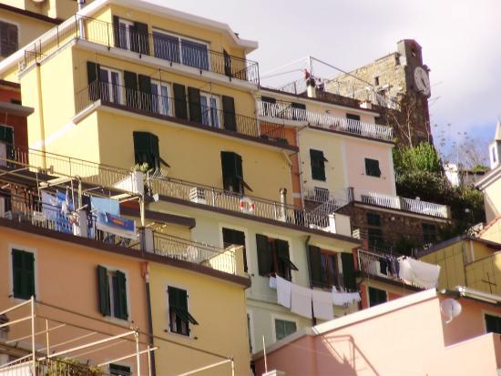La Baia di Rio: Marco Polo suite at the top