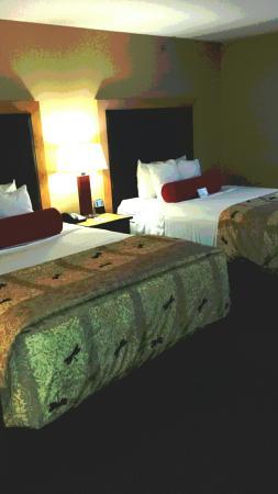 Cambria hotel & suites: Two Queen Suite