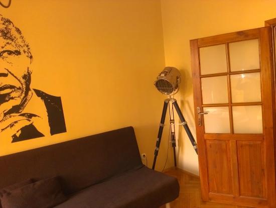 Nobel Suites : Main room