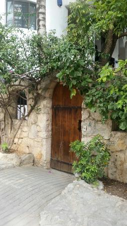 "Luna Blue Hotel: ""the magic door"""