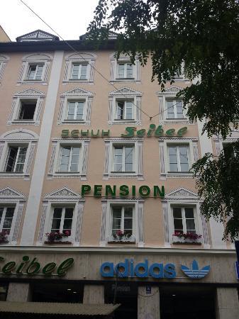 Pension Seibel: Facciata