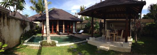 The Kampung Ubud Villa: Villa Indraloka