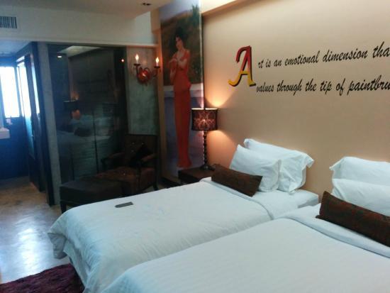 Sunbeam Hotel Pattaya: Nice room for 2 people