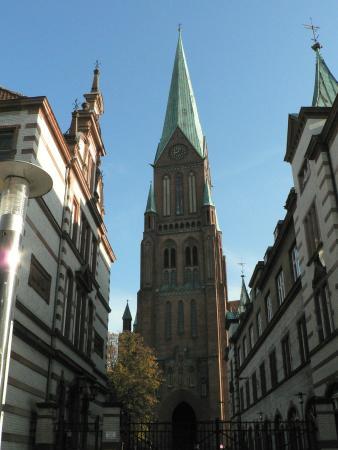 Schweriner Dom: 外観(Schwerin Cathedral)