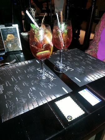 Hodelpa Gran Almirante Hotel & Casino : Delicious drinks