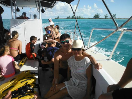 Caribbean Cruisin Charters, Tours & Excursions: tour group