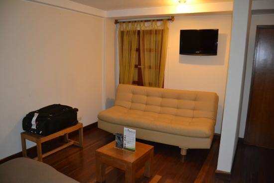Hotel Casa Deco : Standard Room
