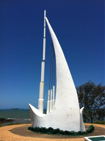 Emu Park, Australia: Singing Ship
