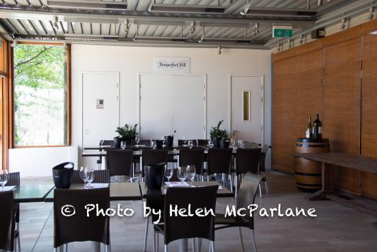 Hungerford Hill Wines: Near Cellar door