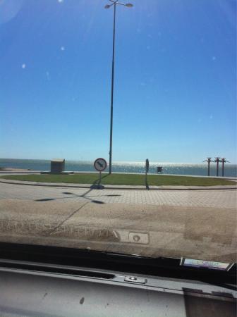 Foto de laguna mar chiquita c rdoba cartel oficina de for Oficina turismo cordoba