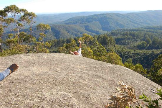 Noojee, Australie : Look-out 1