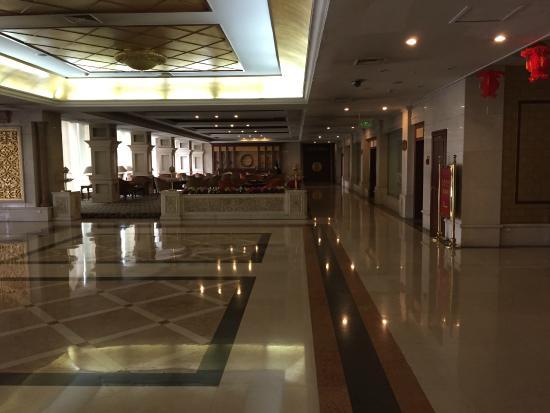 Guangrao County, China: Lobby