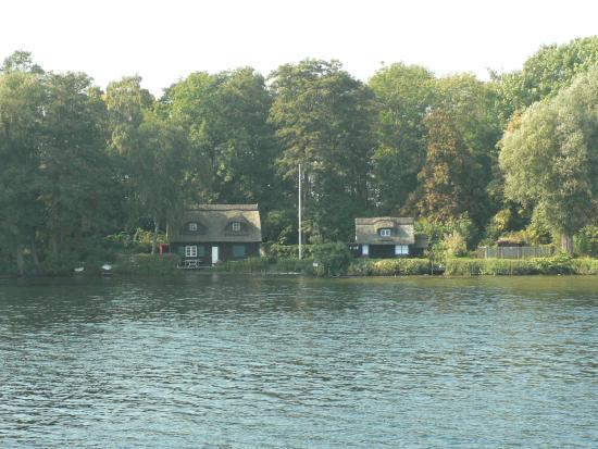 Großer Plöner See: 遊覧船より(Gross Ploener See)