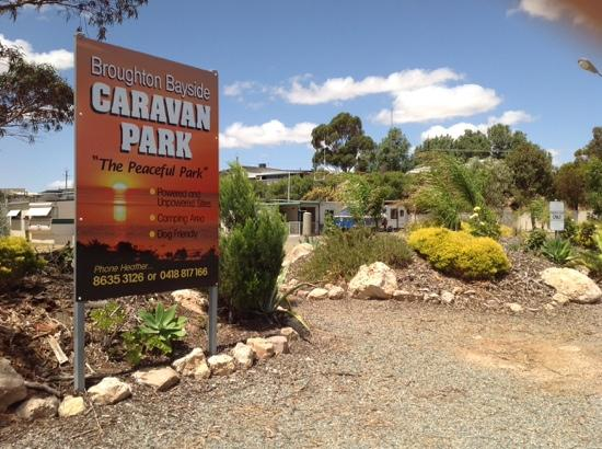 Broughton Bayside Caravan Park