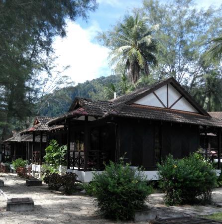 Puteri Bayu Beach Resort: Our Villa