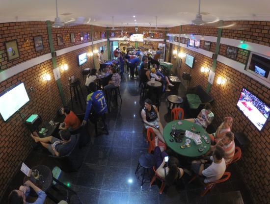 Irina Sports Bar