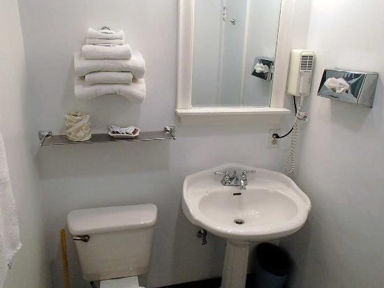 مورو كريست إن: Bathroom view