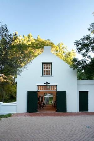Eagles Nest Wine: Front entrance to the Tasting Room