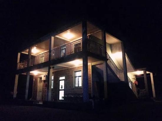 YHA Ngong Ping SG Davis Youth Hostel: Night view~