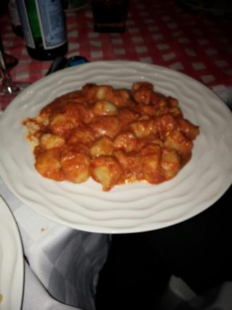 Trattoria Del Centro : Gnocci was nice. Nothing more than that