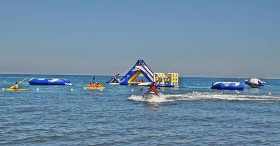 Misamis Oriental Province, Philippines : The Aqua Park