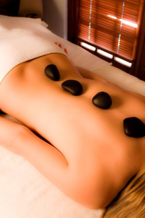 Hot Stone Massage at Tzaneen Country Lodge