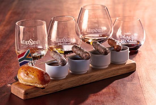 Klipdrift Distillery: Brandy and Boerewors Tasting