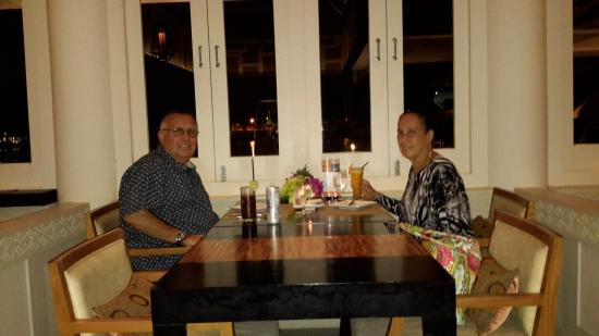 Baan Thalay Restaurant, Angsansa Laguna Resort: us
