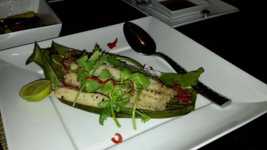 Baan Thalay Restaurant, Angsansa Laguna Resort: good fish  try the duck