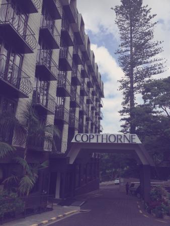 Copthorne Hotel Auckland City: Entrance
